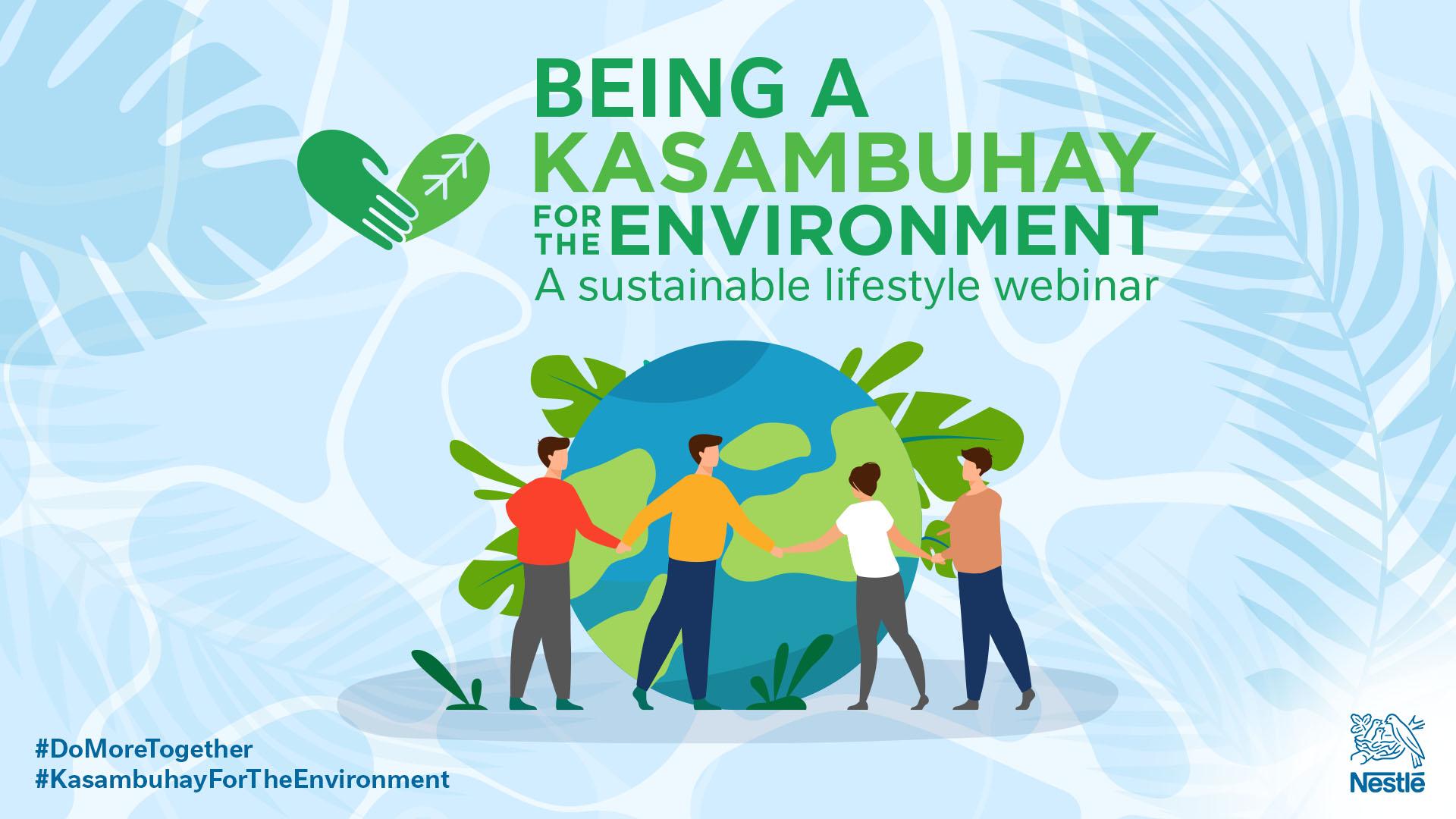 Kasambuhay for the Environment