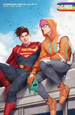 El nuevo Superman se revela bisexual en 'Superman: Son of Kal-El'