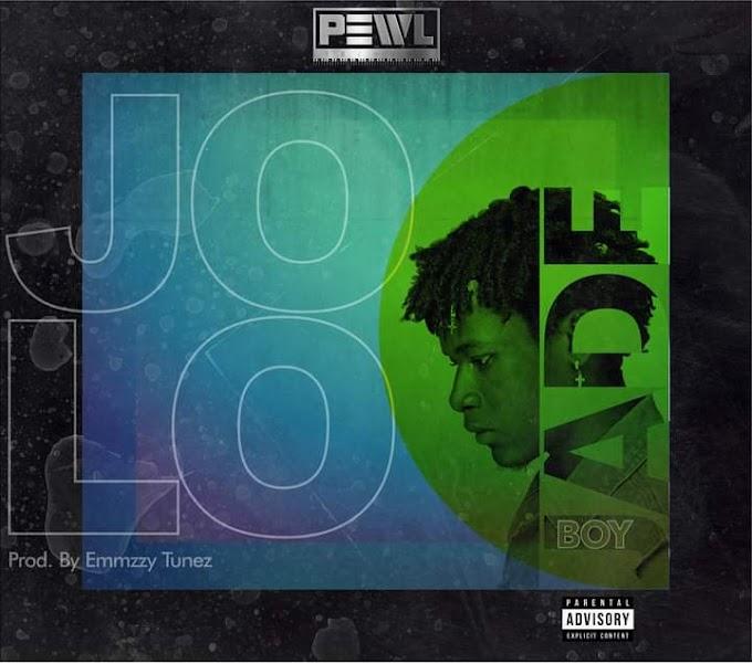 Watch the Best nigerian music video 'Jolo', by Boyjade