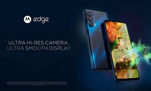 Motorola launches the new Motorola Edge phone