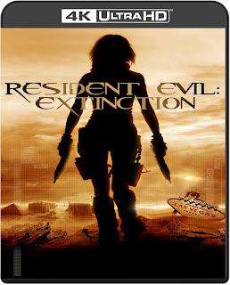 Resident Evil: Extinction [2007] [UHD] [Latino]