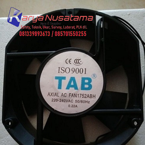 Jual Axial Blower Fan & Accessoris TAB Type XF1552ASH di Bandung