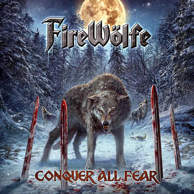 """Ο δίσκος των FireWölfe """"Conquer All Fear"""""""