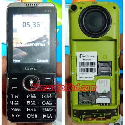 Geo Phone R21 Flash File