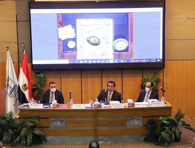 تعرف على أهم قرارات اجتماع المجلس الأعلى للجامعات بجامعة الإسكندرية