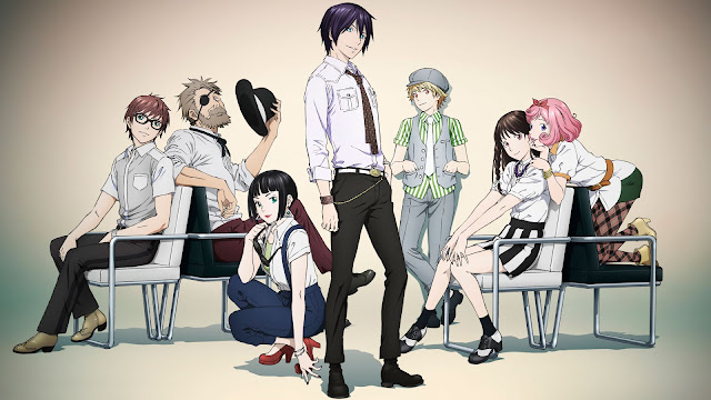 Noragami Filler List and Chronological Order