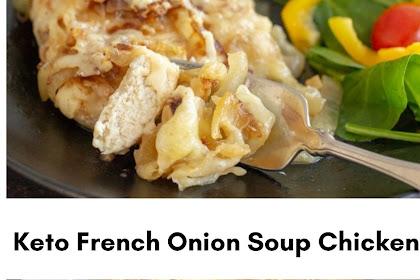 Keto French Onion Soup Chicken