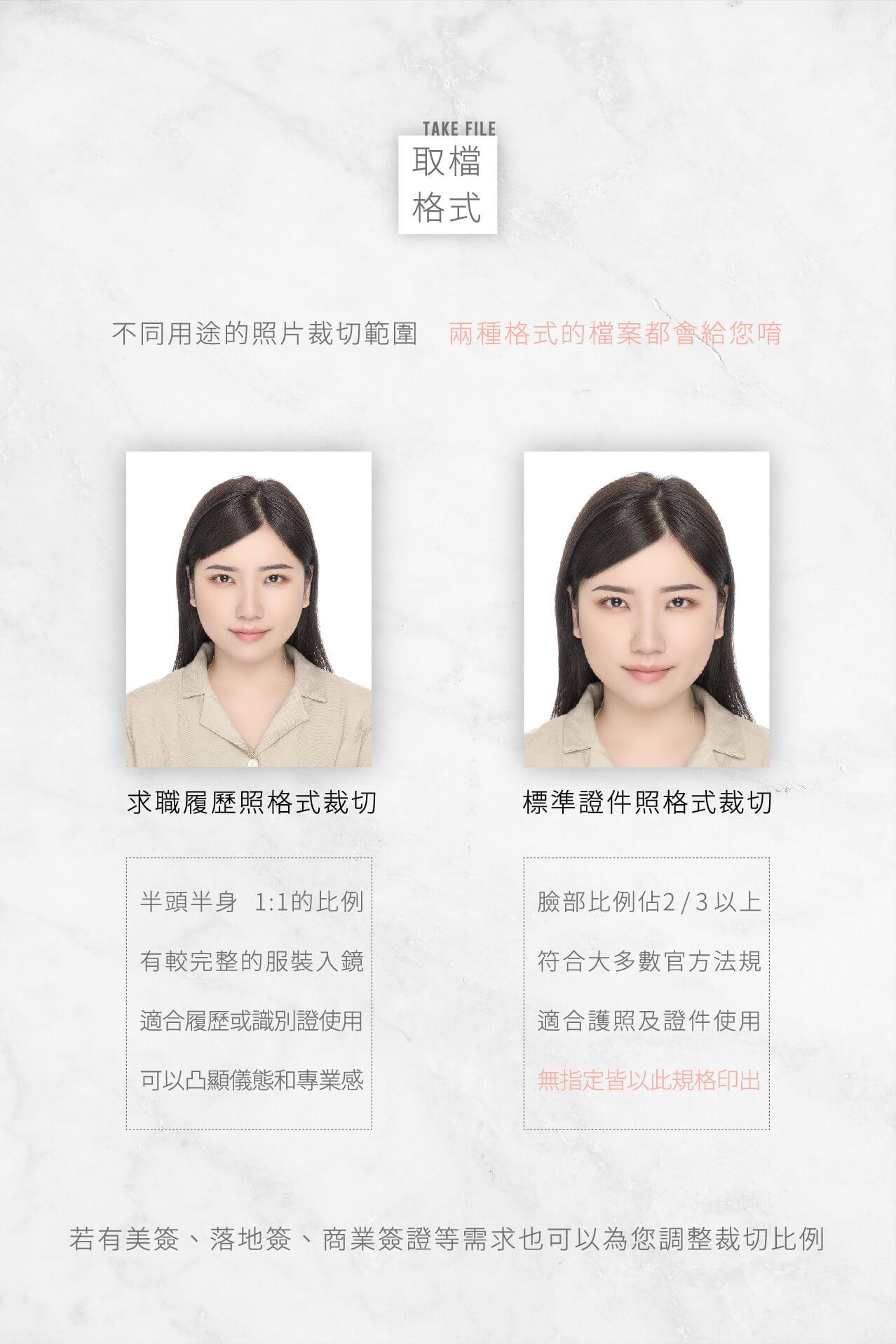 台南證件照