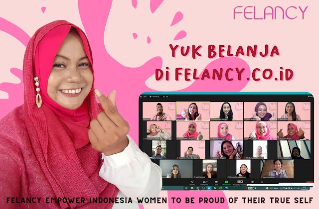 relaunch website felancy.co.id pakaian dalam wanita