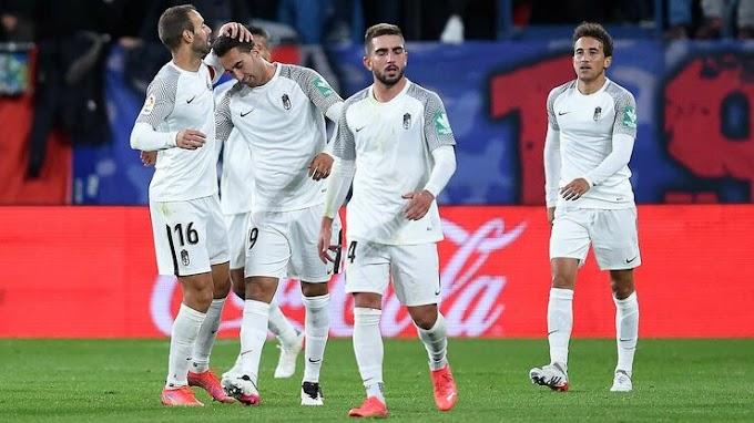 Osasuna 1 - 1 Granada CF: Ten-man Osasuna stunned by Montoro magic