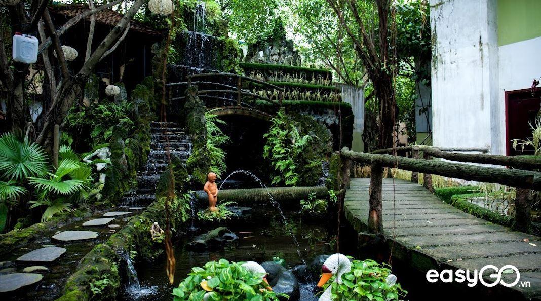 địa điểm du lịch xanh Dìn Ký