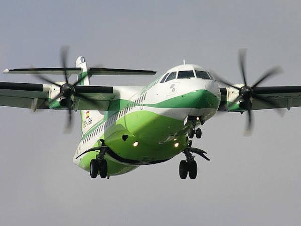 Binter reanuda los vuelos con La Palma