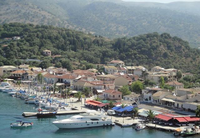 Μηχανική βλάβη ιστιοφόρου σκάφους στα Σύβοτα