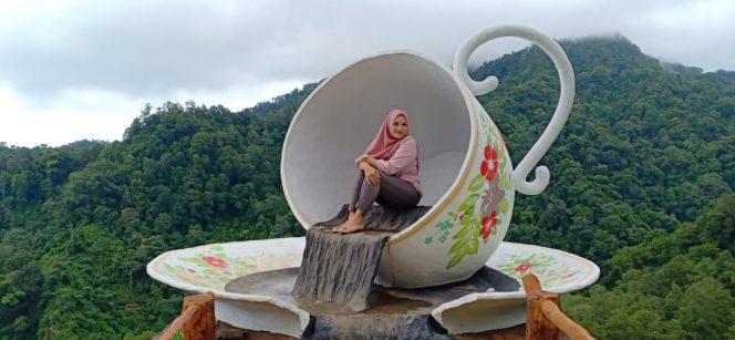 Watu Rumpuk, Bukit Pesona itu 40 KM Dari Madiun