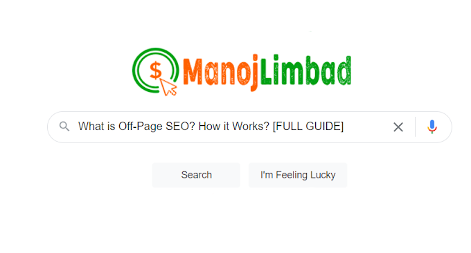 What is Off-Page SEO? How it Works? [FULL GUIDE]