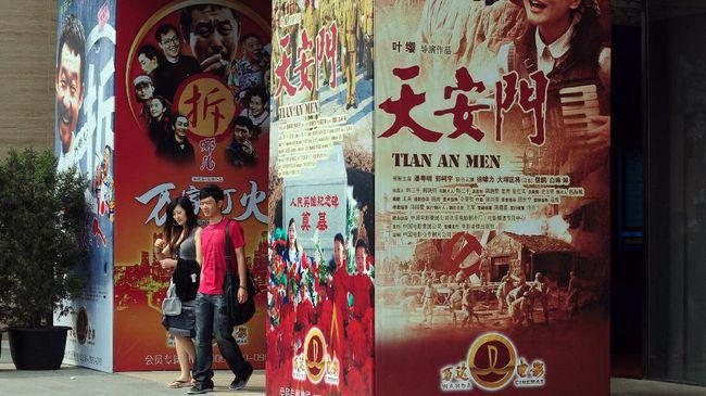 China di Dekapan Partai Komunis dan Puncak Film Global