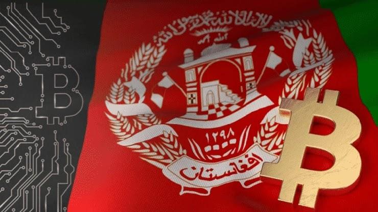 Наблюдается резкий рост криптовалюты в Афганистане