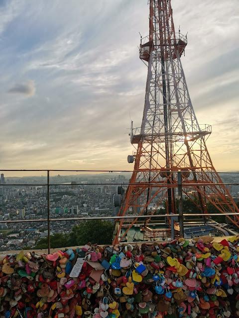 N Seoul Tower Itaewon