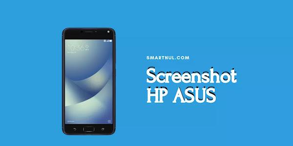 Cara Screenshot ASUS Zenfone 4 Max (Tutorial Lengkap)