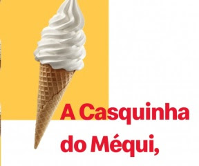 Casquinha Grátis McDonald's