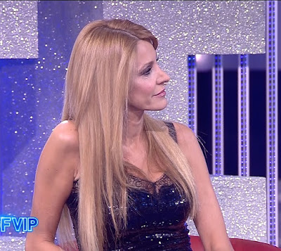Adriana Volpe opinionista grande fratello vip 8 ottobre