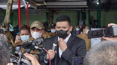 Bobby Nasution Apresiasi Vaksinasi Jemput Bola di Medan Johor
