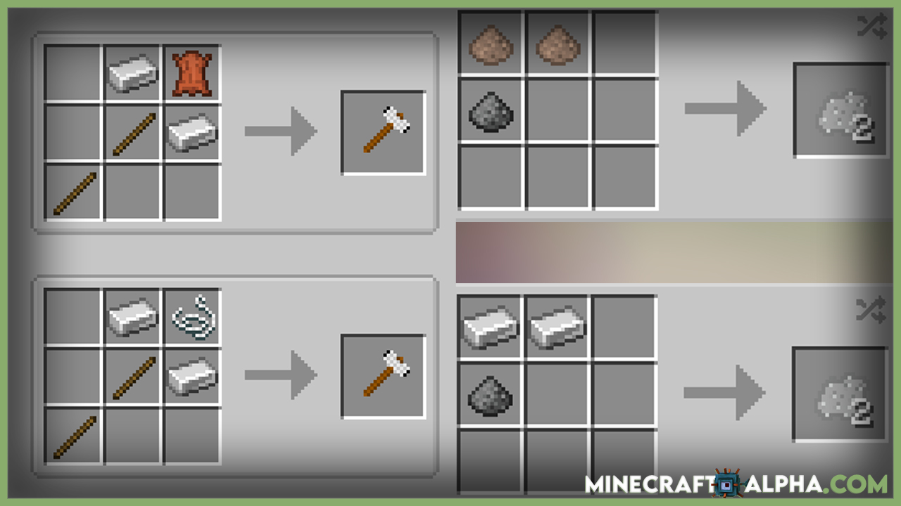 Minecraft Easy Steel And More Mod 1.17.1