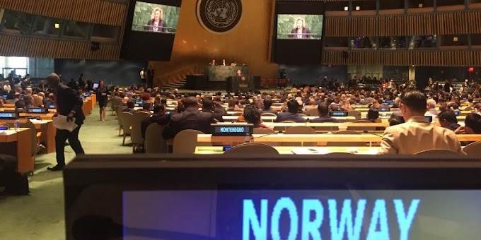 أيرلندا والنرويج تطالبان بتسهيل عمل بعثة الأمم المتحدة للاستفتاء في الصحراء الغربية و دعم حق تقرير مصير الشعب الصحراوي.