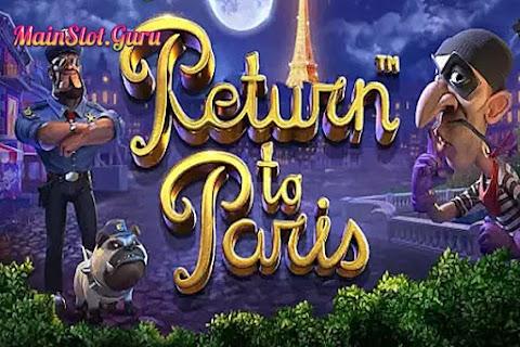 Main Gratis Slot Return To Paris (Betsoft) | 96.06% Slot RTP