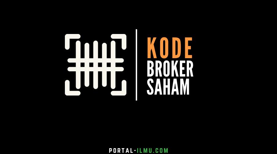 Kode Broker Saham