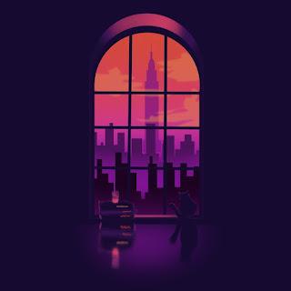 Aesthetic Dark Purple