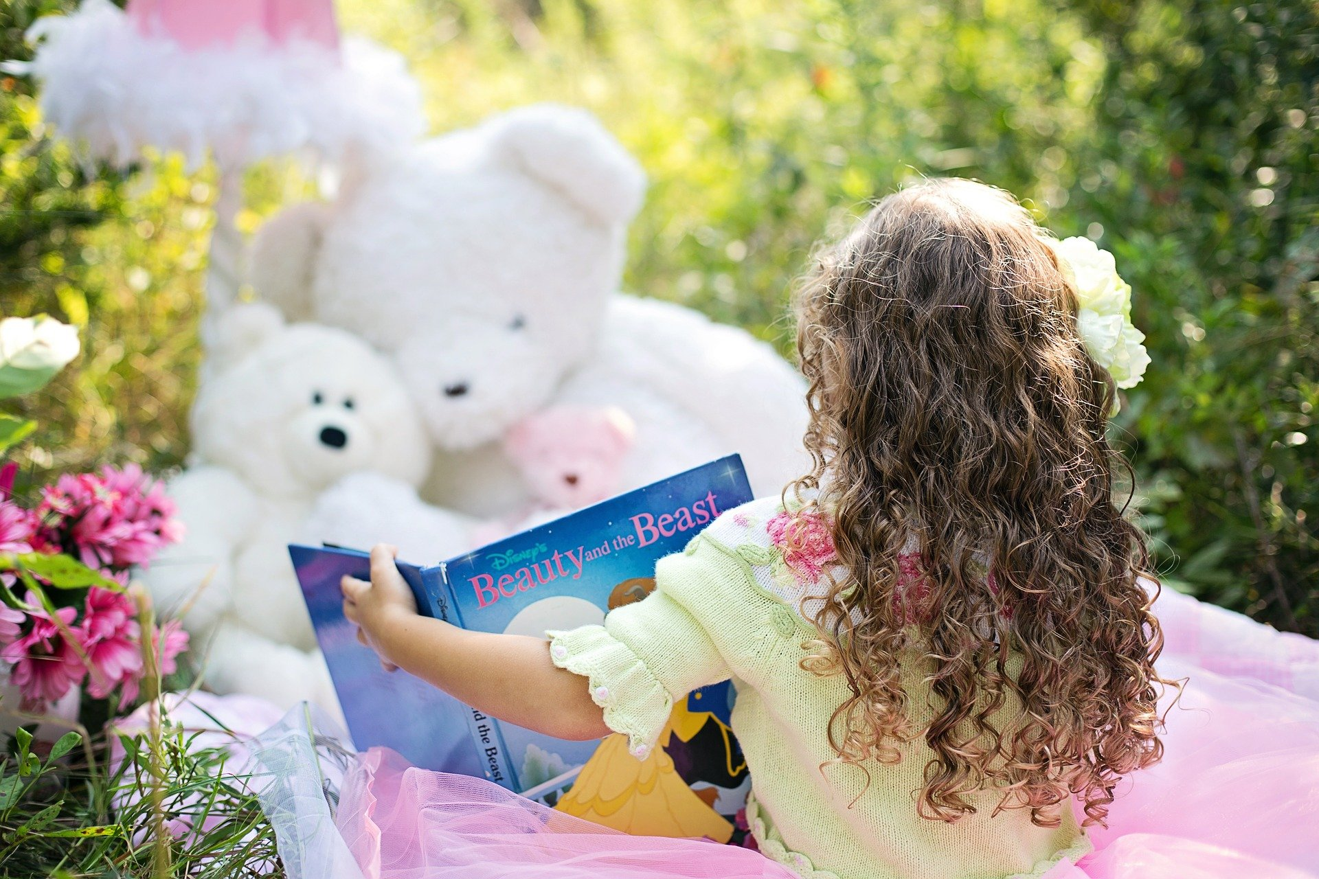 Sobre minhas leituras da infância