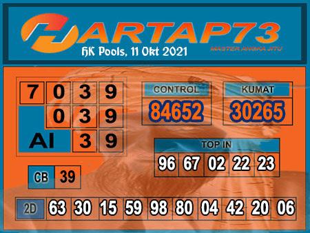 Hartap73 HK Senin 11 Oktober 2021 -