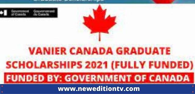 Vanier Scholarships in Canada