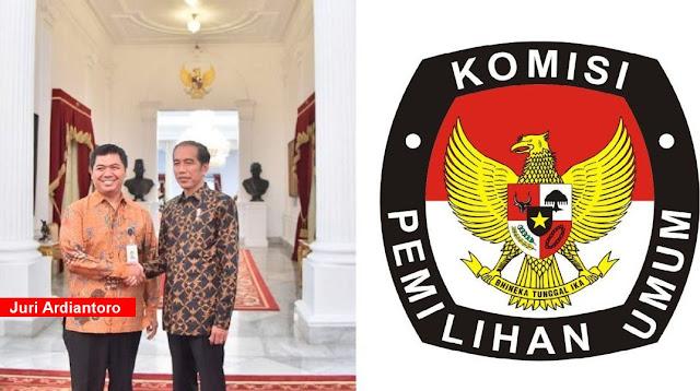 Orang Dekat Jokowi Jadi Timsel KPU, Masyarakat Tak Percaya Pemilu