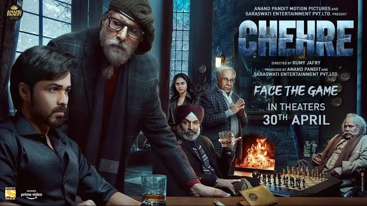 Chehre (2021) Hindi Full movie Download
