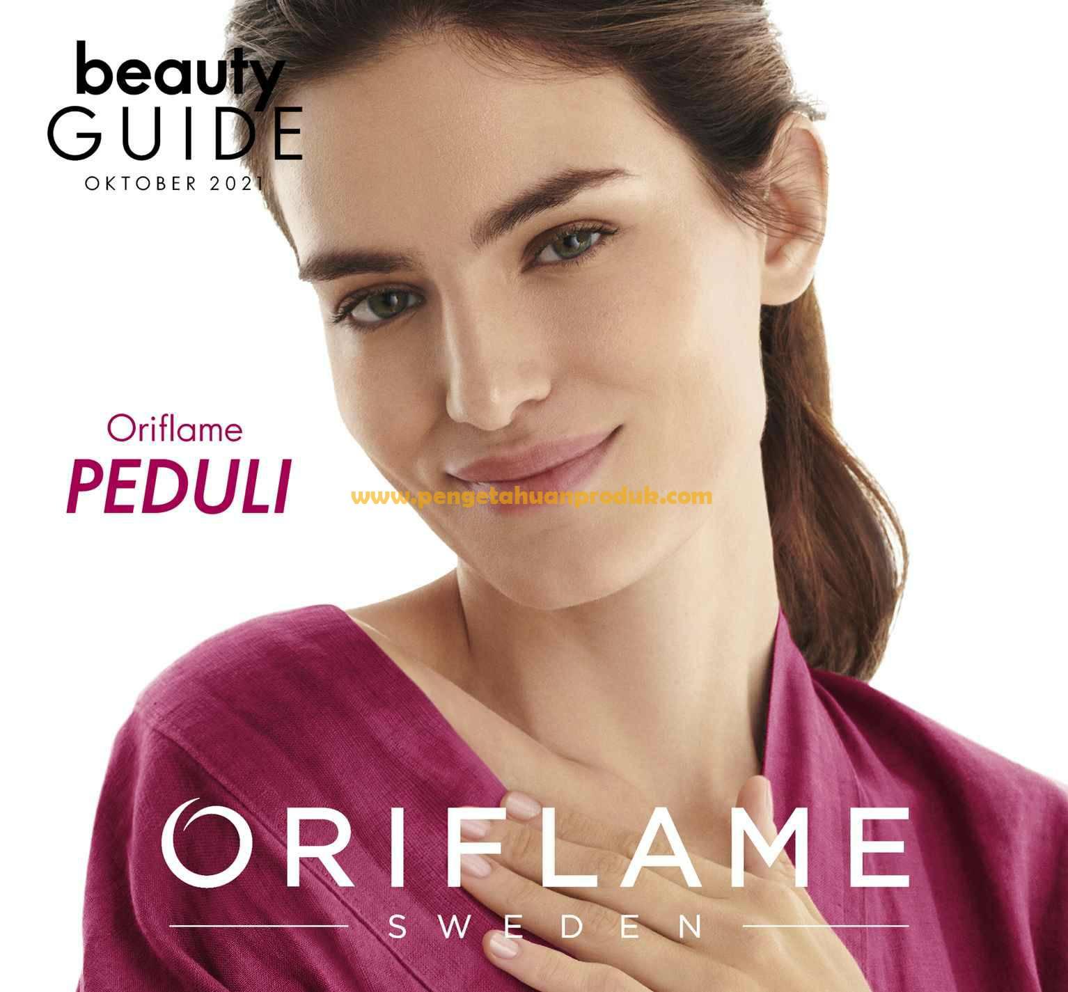Katalog Harga Promo Oriflame Oktober 2021