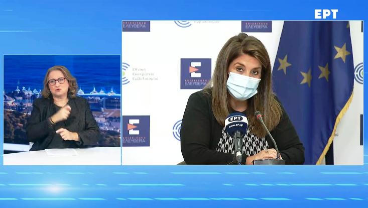 Παπαευαγγέλου:Με μάσκες στις παρελάσεις -Έκκληση για αντιγριπικό εμβολιασμό