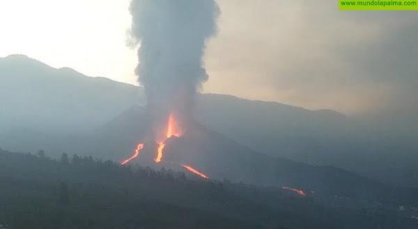 El Ministerio de Ciencia pone en valor el trabajo de los centros de investigación en la erupción de La Palma