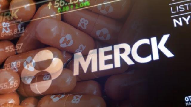 Obat Covid-19 Buatan Merck Diklaim Efektif, Harga Sahamnya Langsung Naik