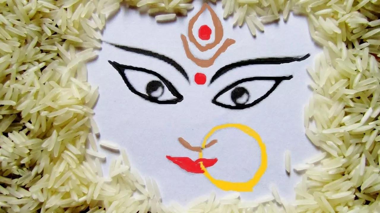 Jay Adhya Shakti Aarti Lyrics in Hindi