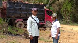 Ketua RW 01 Dusun Lamo Sungai Bengkal, Sebut  TMMD di Tebo Ilir Sangat Tepat Sasaran