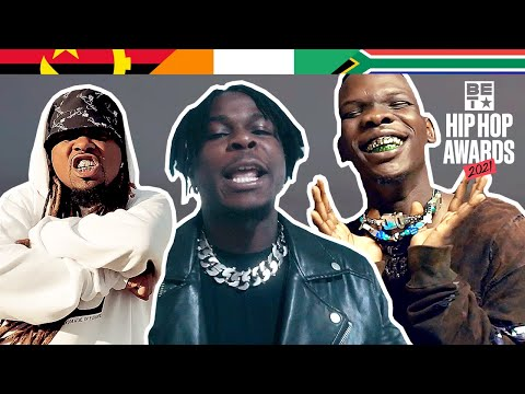 Dibi B X NGA X Blxckie - The Cypher Bet Hip Hop Awads Bet África (Rap) [Download]