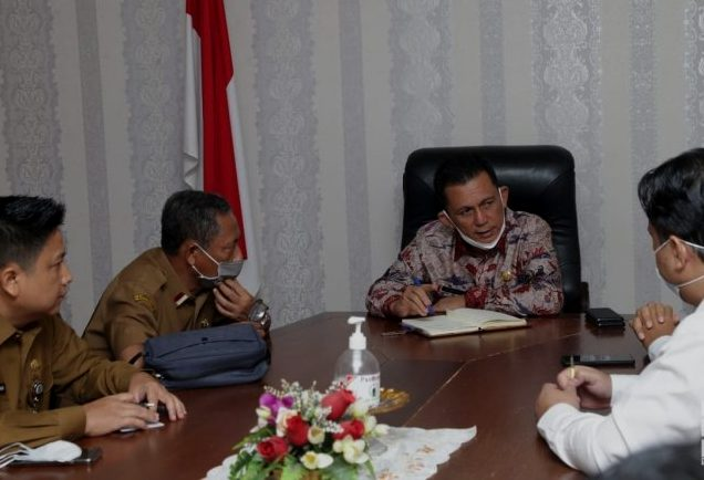 Gubernur Kepri Minta Kadis dan PLN Gesa Target, Program Desa Berlistrik
