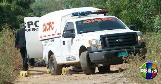 VENGANZA | Lo asesinaron y lo cortaron en pedazos frente a su mujer y sus hijos en Maracaibo