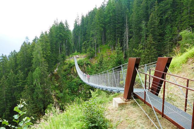 ponti tibetani lunghi in italia