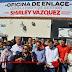 Inaugura Oficina de Enlace en Huatabampo la Diputada Federal Shirley Vázquez