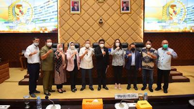 Anggota DPR Pahami Tingginya Kebutuhan Perumahan Program BSPS di Gorontalo