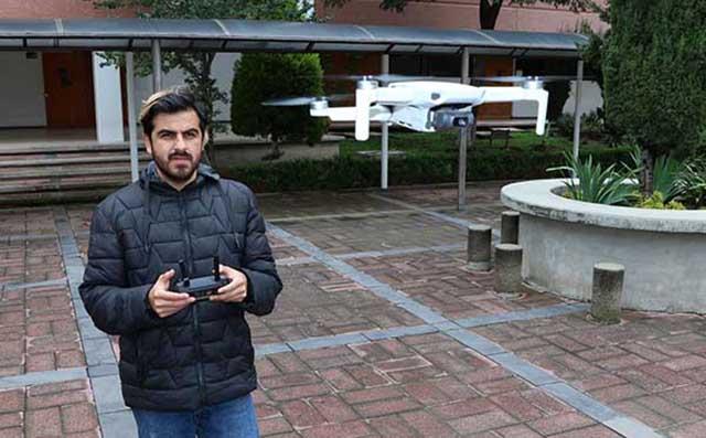 Logra IPN tercer lugar en competencia internacional de drones