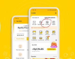 Cara Transfer Neo+ Plus ke Aplikasi Dana Ovo Gopay dan Sesama Bank BNC Commerce Now Pakai Kode Tf Transfer Terbaru